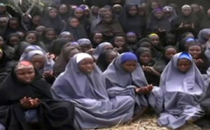 Abducted-Chibok-school-grils-