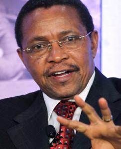 Jakaya Kikwete (AFP)