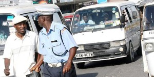 kenya traffic-cop