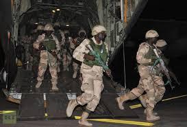 War plans Nigeria