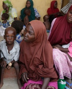 Woman Freed from Boko Haram