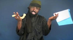 Shekau in a past photo From AFP