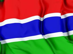 Gambia flag good one