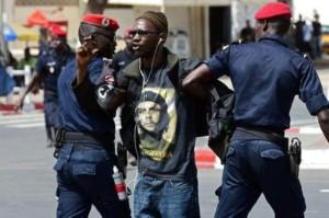 Senegal Riot Photo Credit: Swissinfo