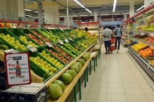One of the shops in Accra Mall Photo Credit: NEW AFRICA BUSINESS NEWS
