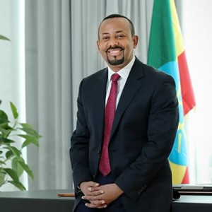 Prime Minister Abiy Ahmed of Ethiopia Photo Credit: Twitter