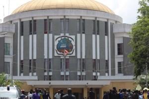 Liberia Senate Building Photo Credit: Twitter