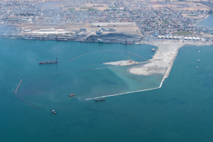 Walvis Bay Port in Namibia Photo Credit: Globalafricanetwork