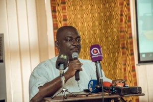 Davis Opuku Ansah, President of Kwahu Professionals Network | Yesman Antoh